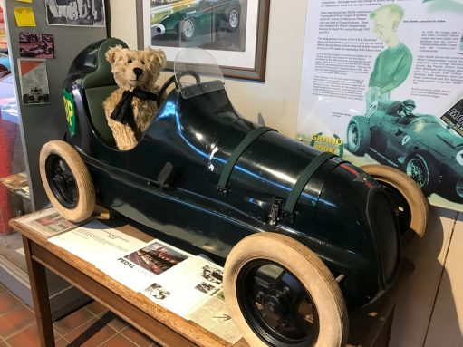 Brooklands: Bear special.