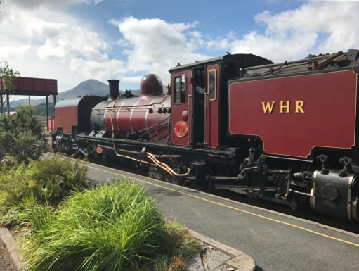 Great Little Trains of Wales: Rhyd Ddu.