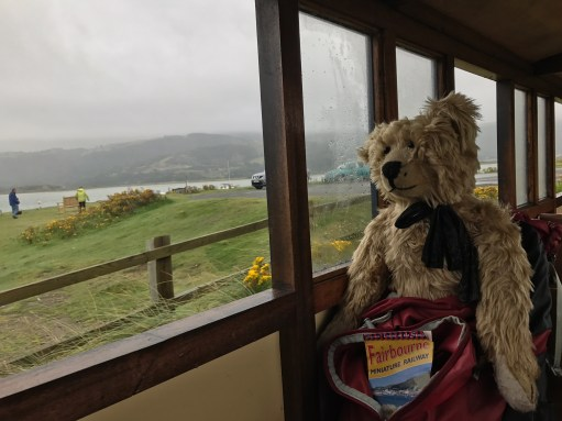 Great Little Trains of Wales: Cor. Miserable day. Where's the mountains?