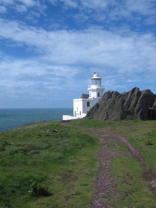 Little White Van: The Lighthouse.