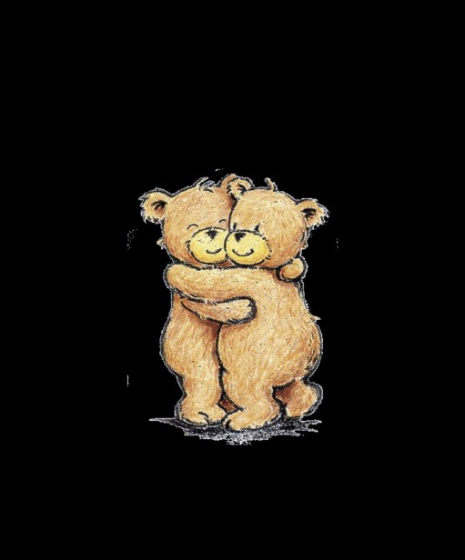 I Died Today: Can't beat a good Bear Hug!