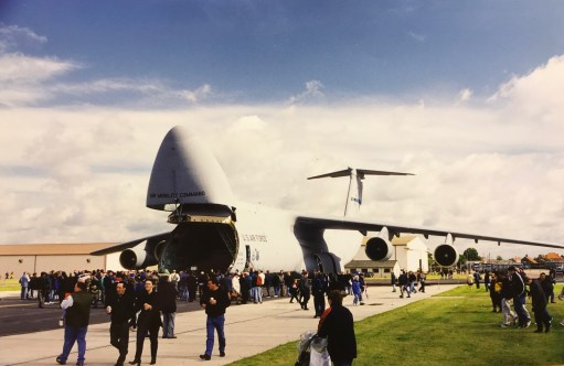 I Died Today: C5 Galaxy.