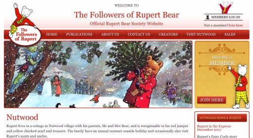 Little White Bear: The Followers of Rupert.