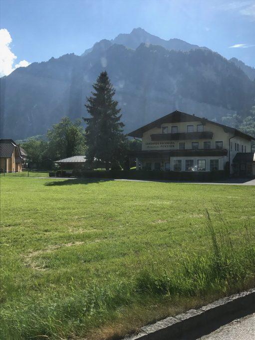 Salzburg: Hotel Garni Sallerhof.