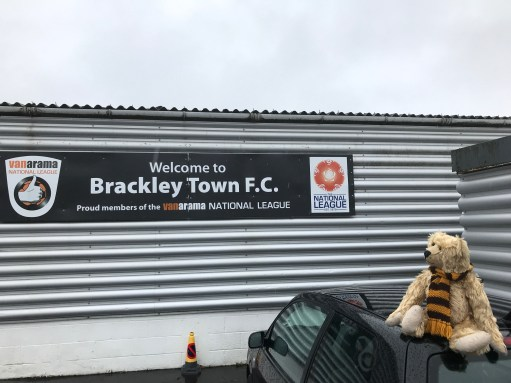 Apricot Village: Brackley Town Football Club.