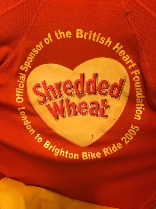 Shredded Wheat: