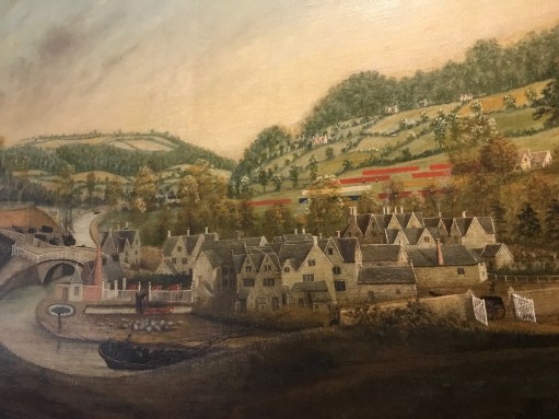 Cotswolds: Stroud. Early nineteenth century.