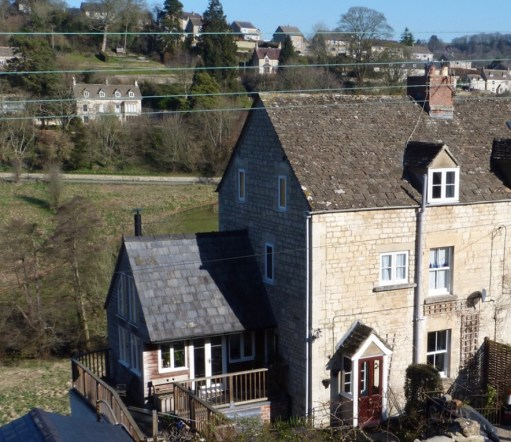 Cotswolds: Staying in Nailsworth with Chris and Angie. (and Jamie).
