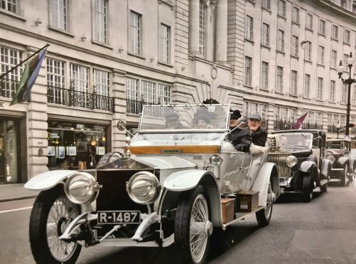Special One: Down Regent Street.