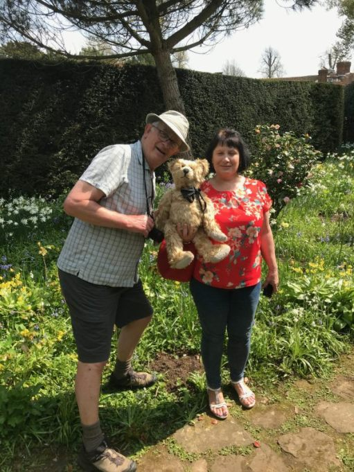 Dunsborough Park Gardens: Bobby, me and Anne.