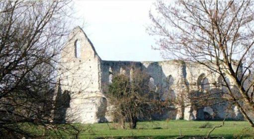 Dunsborough Park Gardens. Newark Abbey Ruins.