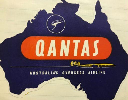 Trevor and Henry: Qantas. Australia