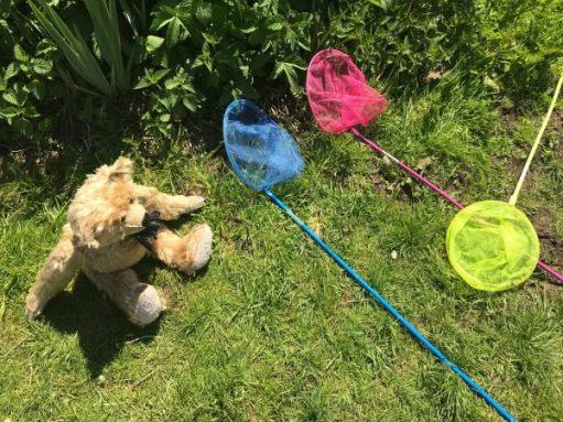 Teddy Bears' Picnic: Leftovers...