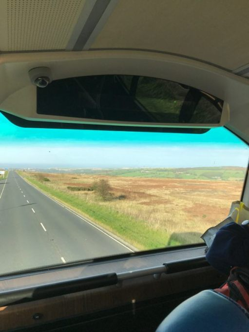840 to Whitby: There's the sea! Can you see it?