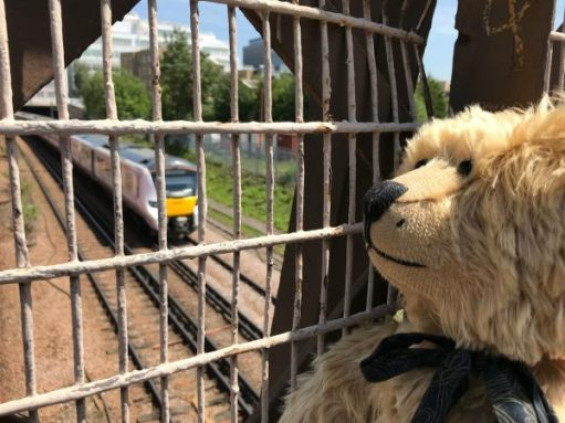The Footbridge: Thameslink.