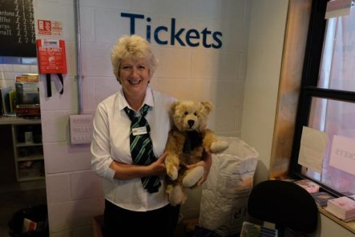 """Missed You Bertie: """"All afternoon Rover, please."""" ... """"Bears go free!"""""""