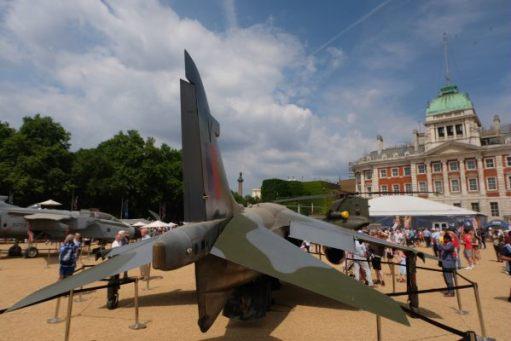RAF 100: Harrier
