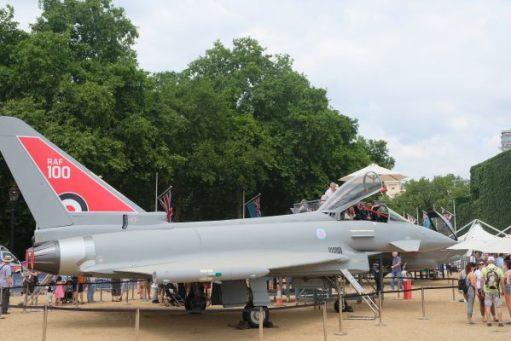 RAF 100: Typhoon