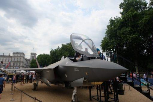 RAF 100: Lightning