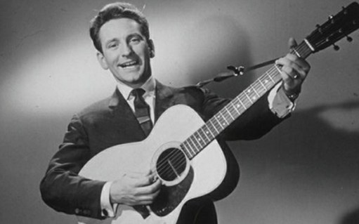 Lonnie Donegan: The King of Skiffle.
