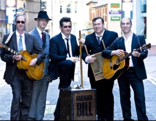 Lonnie Donegan: Skiffle Band.