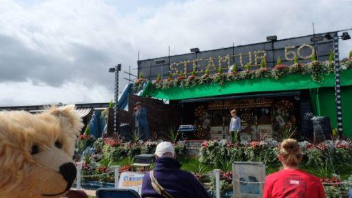 Great Dorset Steam Fair: The show.