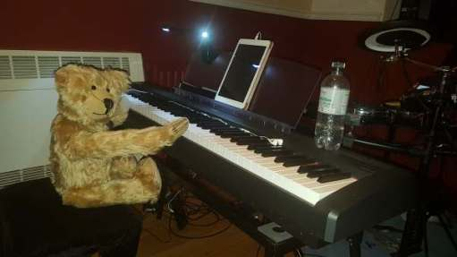 One Night Last Summer: Or maybe a pianist?