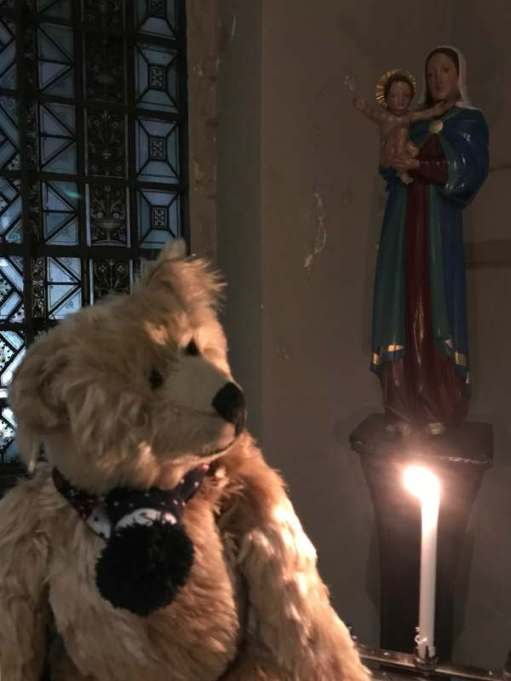 Happy New Year - Lighting a Candle for Diddley.