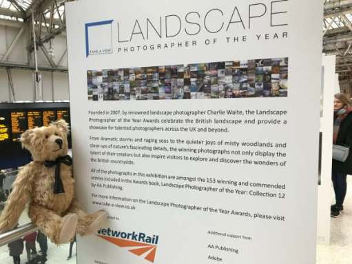 Landscape Photographer of the Year - Waterloo Station.
