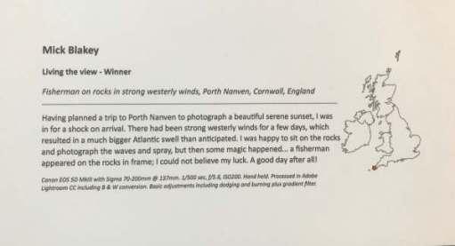 Landscape Photographer.