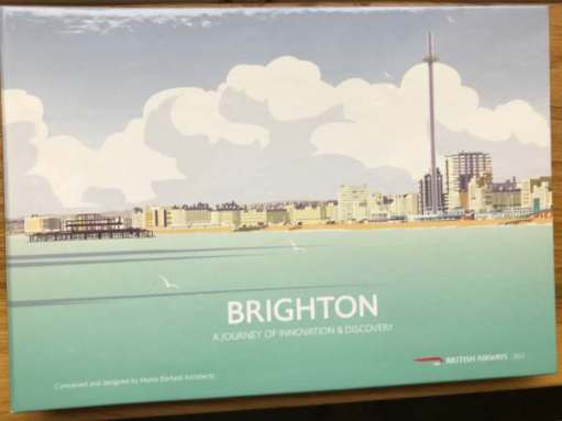 Big Birthday Bash: i360 Poster.