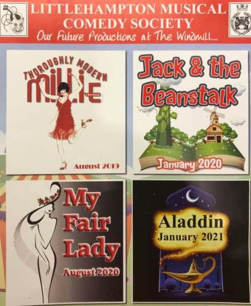 Goldilocks and the Three Bears: Future productions.