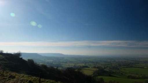 Cotswold Reverie: Coaley Peak.