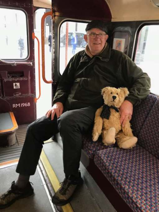 Routemaster: Not the conductor!