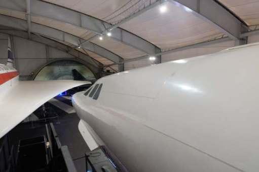 April in Paris: The Prototype Concorde.