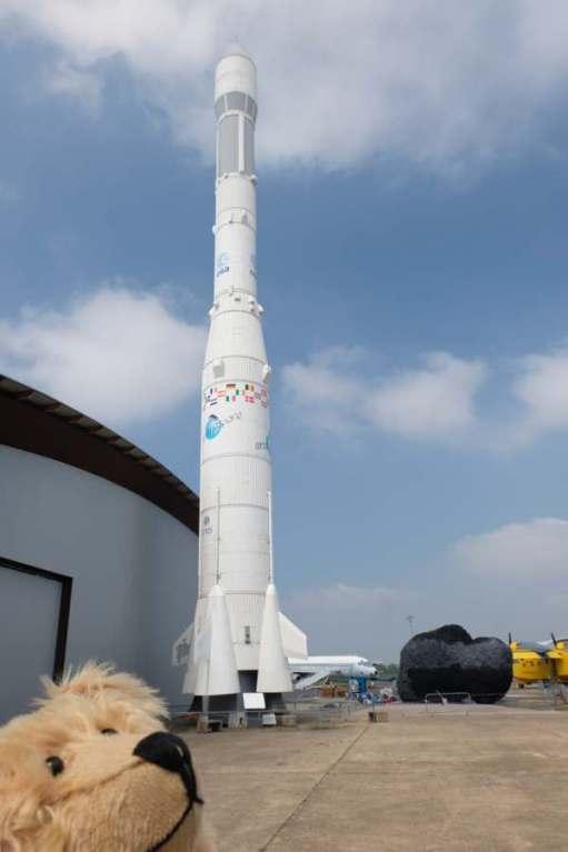 April in Paris: Ariane 1 (Model).