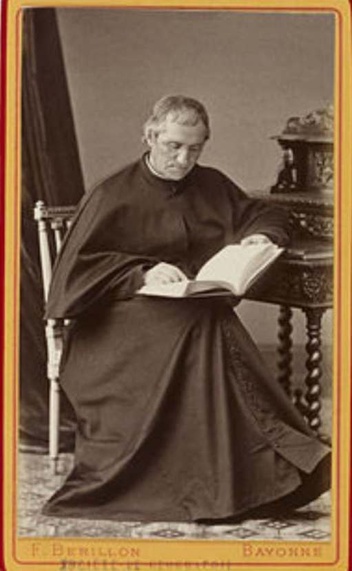 Armandii - Father Armand David in 1884.