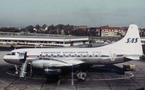 Convair 440 Metropolitan.