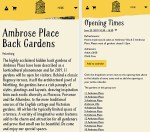 The Secrets of Worthing Gardens.