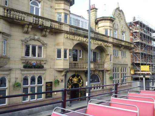 """The """"Phil"""" (Philharmonic Dining Rooms). Liverpool's most famous Victorian pub."""