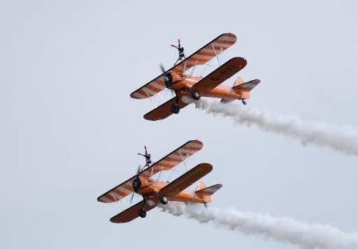 Breitling Wingwalkers: