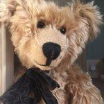 Head and shoulders shot of Bertie.