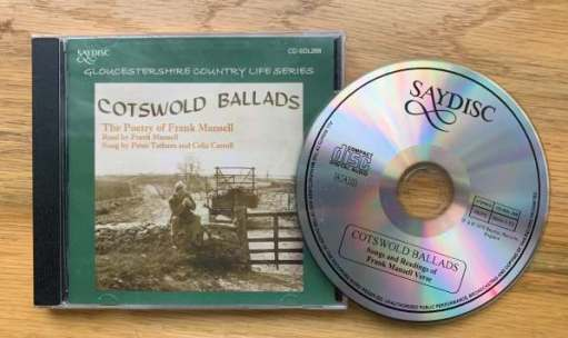 Cotswold Ballads CD (Published by SayDisk).