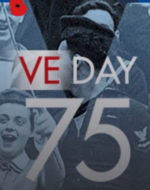 Poster: VE Day 75