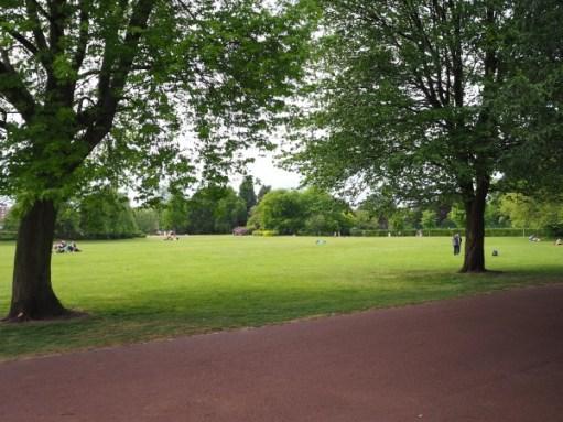 West Park, Wolverhampton.