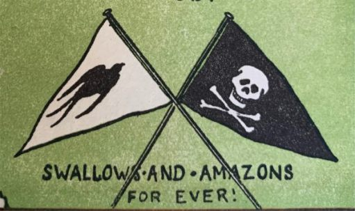 Swallows and Amazons for Ever.