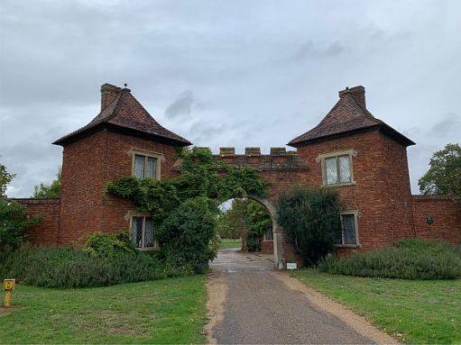 The Gatehouse, Dunsborough Park.