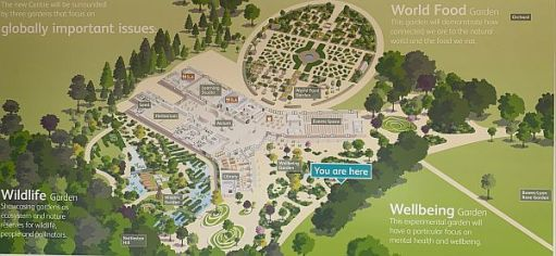 Wisley Titbits; The Plan.