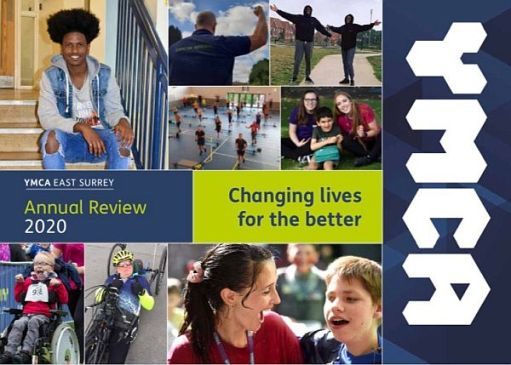 YMCA East Surrey Annual Review 2020