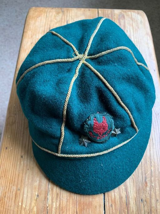 Bobby's Scout Cap.